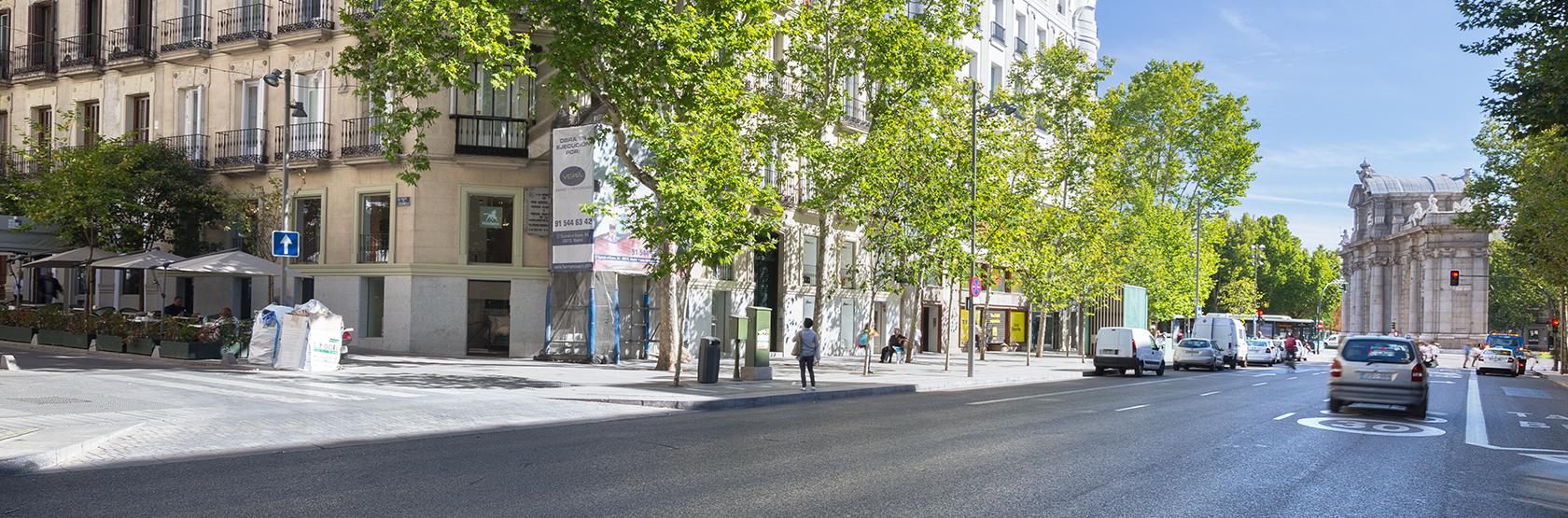 Activo calle serrano 4 - Calle serrano 55 madrid ...